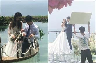 郭品超結婚了!? 峇里島被直擊親密拍婚紗