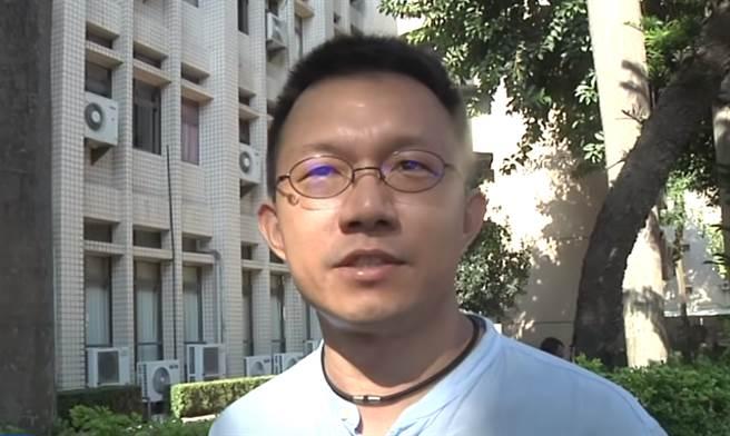 ▲雲林縣議員候選人許維修。(圖/取自中天新聞CH52)