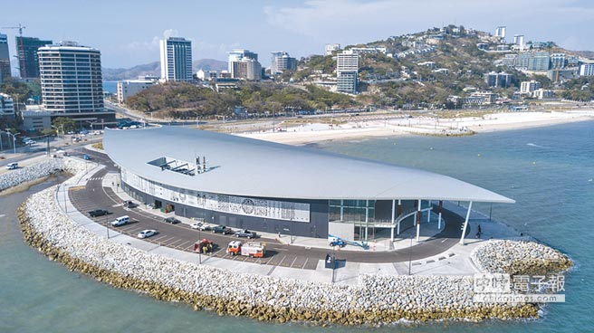 APEC峰會將在巴布亞紐幾內亞莫士比港APEC大廈舉行,各國領導人將齊聚一堂。 (新華社)