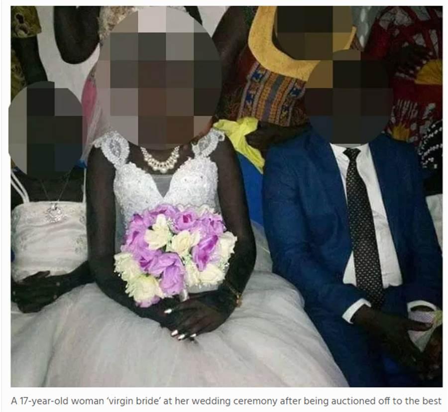 臉書上賣17歲女兒!標榜「處女新娘」 富商付500牛奪標(圖翻攝自/starspost)