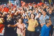高雄》還在五毛?廖筱君討論韓岡山造勢是「第五縱隊」閱兵
