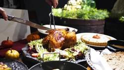 在台灣也可以輕鬆過感恩節,『WINE-derful』烤雞四人分享餐