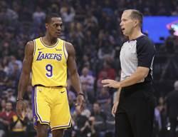 NBA》隆多右手掌骨折缺席3到5周 詹皇:令人難受