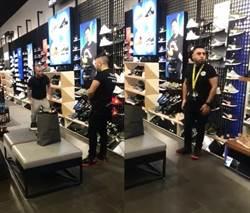 他試穿鞋子突然拔腿狂奔 店員嚇壞網笑翻:表情是重點