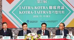 貿協與大韓公社今相約 共推台韓連鎖品牌新南向