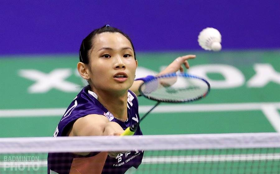 戴資穎連兩年在世界羽聯年度最佳女運動員獎飲恨。(資料照片/Badminton Photo提供)