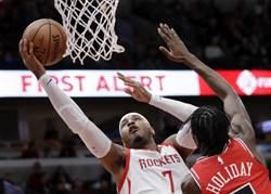 NBA》謠言成真!火箭宣布「揮淚斬甜瓜」