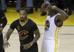 NBA》格林嗆KD:勇士沒有你就在贏球了