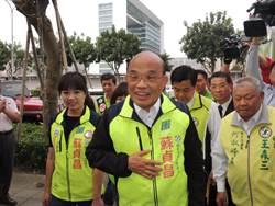 新北》記者三度追問失竊疑雲 蘇貞昌避重就輕閃人
