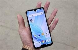 夏普好尷尬 AQUOS新機一發表糗登最醜手機