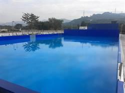 水公司重現李安導演「少年PI 」電影造浪池