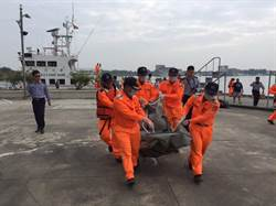 30年捕魚老手 台南夫婦駕舟出海 不幸雙雙落海溺斃