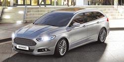 Ford歐系工藝 性格跑旅 Mondeo Wagon