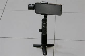 [體驗]飛宇SPG 2手機3軸穩定器 支援防水質感佳