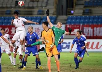 東亞盃》男足力拚2球小負北韓 保送香港晉級決賽