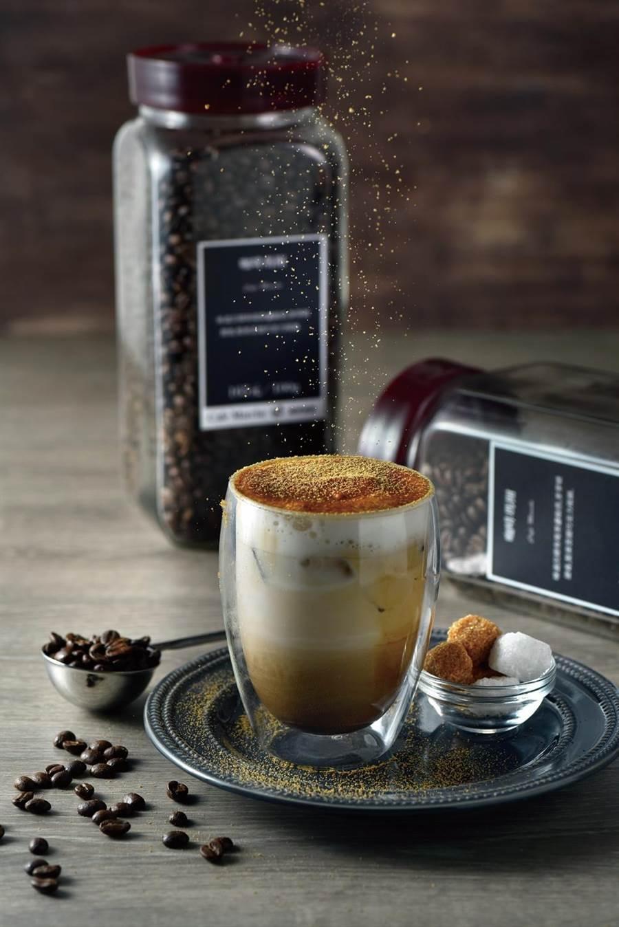 咖啡瑪榭網羅世界精品咖啡豆自家烘焙。(統一時代台北店提供)