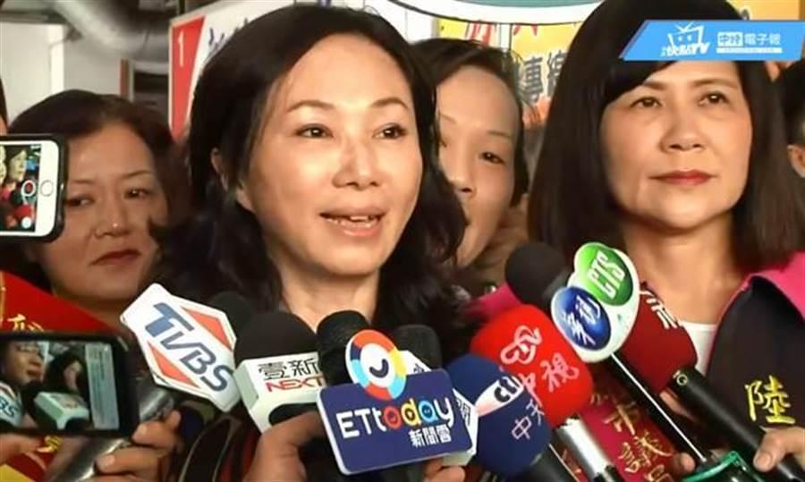 ▲韓國瑜太太李佳芬。(圖/取自中時電子報)