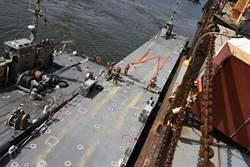 充滿彈性!美海軍陸戰隊搭貨船參加亞太軍演