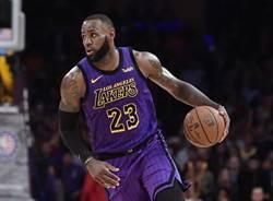 NBA》字母哥续占MVP榜首位 詹皇跃升第2
