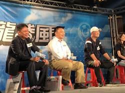 新聞龍捲風台南開講 高思博:一定做得比賴清德、黃偉哲更好