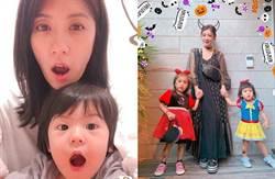 賈靜雯女兒BO妞新髮型曝光 她笑翻:怎麼那麼有戲
