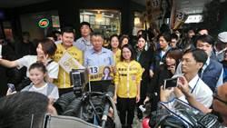 台北》陳其邁、韓國瑜陣營找合體都婉拒 柯P:兩邊都是朋友