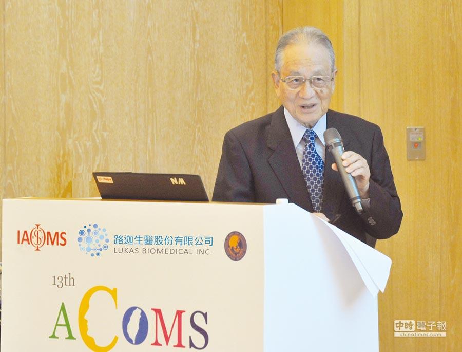 路迦生醫邀請日本關根暉彬博士,分享T細胞免疫治療研究結果與應用。圖/路迦生醫提供