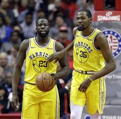 NBA》美媒:勇士或許該考慮賣掉格林