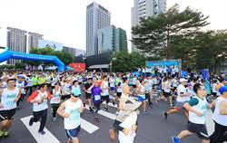 中市規模最大路跑 第37屆舒跑杯3萬人開跑