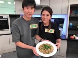 小禎帶胡釋安上節目做菜 考驗姐弟默契