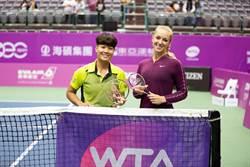 海碩女網賽》拚了七年終奪冠 泰國女將爽逛夜市