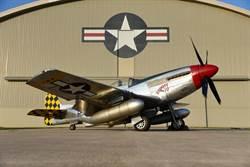 二戰名機P-51D野馬式在德州墜毀 機上2人死亡