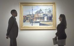 愛德華.霍普畫作《中餐廳》 賣出個人最高價9,200萬美元