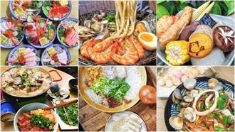 從晚餐吃到宵夜!新竹「東門市場」4家隱藏秘店 爆量丼飯還可以續湯