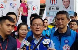 批台北數年未變  丁守中:市民還能忍受嗎?