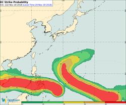 颱風好發期!桔梗才消失 28、29號颱風恐接力生成