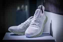 科技跑鞋夯在哪!adidas 4D開啟個人化運動需求