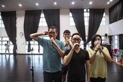無伴奏人聲音樂劇《阿飛正轉》 台中國家歌劇院登場