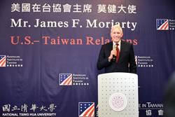東奧正名若被踢出奧會 AIT主席莫健提醒美國幫不上忙