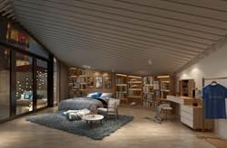 書蟲天堂!改造上海書店成浪漫書屋 開放夜宿僅2天
