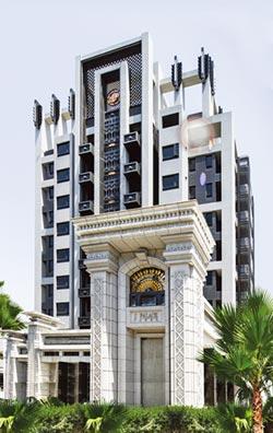 宏國集團近一年內新開第6家飯店 凱旋酒店 12月1日試營運