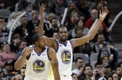 《時來運轉》單場暨場中投注 NBA勇士拓荒者搶王座