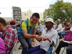 台南》李偉智行銷麻竹筍飯  未來推動社區服務