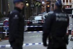 比利時發生尖刀襲警事件  嫌犯被警方射殺