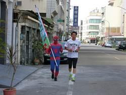 台南》選戰關鍵時刻 永康區市議員候選人跑馬拉松拚搏