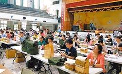 嘉市選委會 完成清點公投票