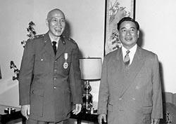 兩岸史話-蔣派王昇赴南越協助抗共