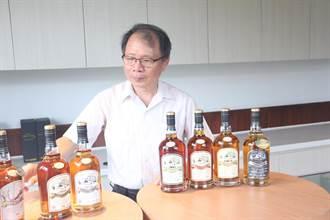 台菸酒OMAR威士忌 進攻美國市場