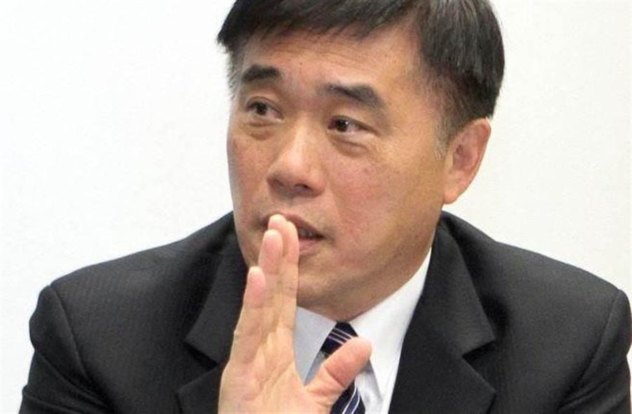 國民黨副主席郝龍斌。(圖/本報系資料照)