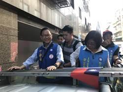 台北》支持者幫登廣告稱柯P沒經費 丁守中:這可能是笑話